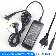 19V 2.37A Ac Adapter Power Supply for Acer Inspiron Mini 10 (1018) 10v 1018 A150
