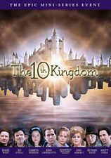 10TH KINGDOM: THE EPIC MINISERIES EVENT - DVD - Sealed Region 1