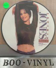 "7"" vinyl Picture Disc - Lavinia jones ---- sing it to you Ex* Con"