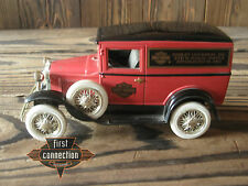"""Modelo Ford Model """"a"""" 1:25 de Harley-Limited Edition"""