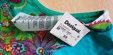 Desigual NEU Mit Etikett Kleid Shirt Geschenk Weihnachten Farbig