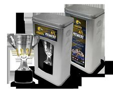 West Coast Eagles 2018 Premiership Cup Official AFL in Collectors Tin - IN STOCK