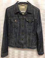 Gap Limited Edition Trucker Jacket Women Small Denim Jean 6 Pocket