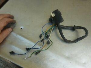 Left bar control signal switch BMW R100 rs rt sc s R90 R80 #FF20