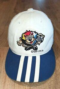 adidas kids Baseball Cap euro 2000 SOCCER UEFA