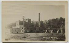 1916 Hauenstein Brewery New Ulm Minnesota Beer Real Photo Postcard Rppc