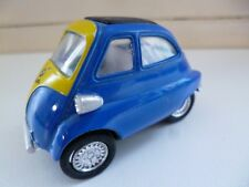 BMW Isetta - 1/38 - Kinsmart - Blue - China
