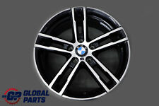 """BMW 1 F20 F21 F22 Rear Alloy Wheel Rim 18"""" 8J ET:52 M Double Spoke 719 8074186"""