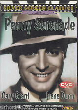 PENNY SERENADE Cary Grant DVD All Zone