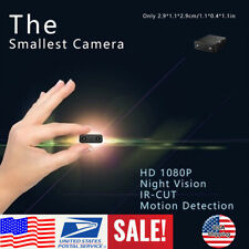 Camera Small Mini With Motion Detection Night Vision Home Camcorder HD 1080P USA