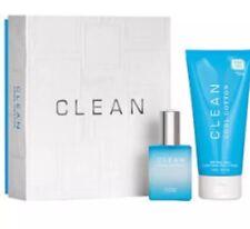 Cool Cotton By Clean 2 Piece Gift Set ~ 1oz EDP Eau De Parfum / 6oz Lotion NIB!