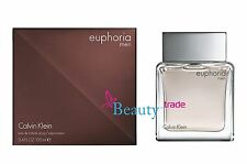 Euphoria Man by Calvin Klein 3.4oz Eau de Toilette Spray Men's Cologne NIB Seale