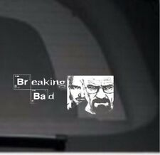 Jessy And Walter Breaking Bad Car Sticker