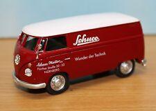 Schuco 403331151  .40, Spur 0,  VW Transporter Schuco, rot, 1:43