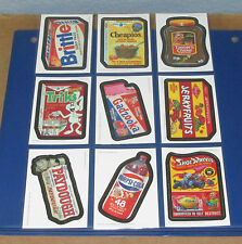 WACKY PACKAGES ANS5 MAGNETS  @@  PICK 1  @@    NM/MT