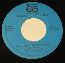 Orquesta Artilleria 45 on EG HEAR LATIN MERENGUE FUNK SALSA La Vieja Y Su Pipa