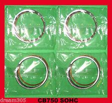 Honda CB750 Piston Rings x4 sets! SOHC - STD 1969 1971 1972 1973 1974 1975 1976