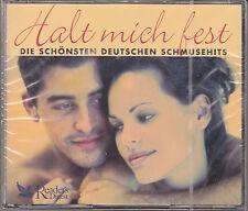 HALT MICH FEST - DIE SCHÖNSTEN DEUTSCHEN SCHMUSEHITS / 4 CD-SET - NEU