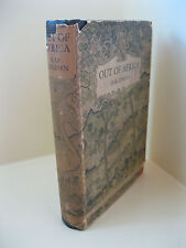 Out of Africa - Isak Dinesen, First American Edition, Random House, 1938