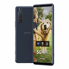"""Sony Xperia 5 II 5G blue Smartphone Handy 6,1"""" FullHD+ 128GB Speicher 8GB RAM"""