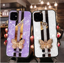 Luxury Bling Diamond Case for iPhone 11 Pro Max Xs XR 7 8 6s Plus Glitter Cover