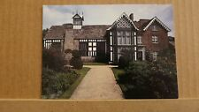 Postcard unposted Lancashire, Rufford old hall near ormskirk v3
