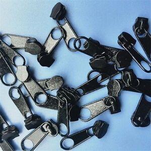 50PCS #3 Nylon Zipper Instant Rescue Repair Kit Replacement Zipper 3 Colors