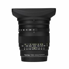 Tokina Firin 20mm F/2 Manual Focus Lens (Sony FE) *NEW* *IN STOCK*