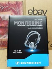 SENNHEISER DJ & STUDIO MONITORING PROFESSIONAL CLOSED, DYNAMIN HEADPHONES