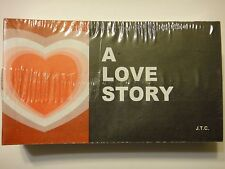 """""""A Love Story""""  Christian Tract booklet ( 1 tract + 1 random tract )"""