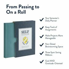 """Academic Journal - The BestSelf Co. Self Scholar (8.25"""" X 5.5"""") (New&Sealed)"""