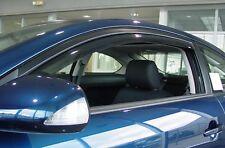 In-Channel Wind Deflectors for 2000 - 2005 Toyota Echo (2 Door)