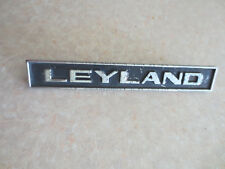 Original Leyland Marina car boot badge