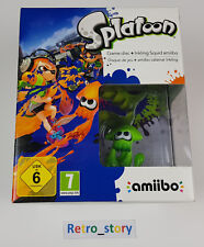 Nintendo Wii U Splatoon NEUF / NEW PAL