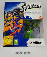 Splatoon Amiibo 'splatoon' - Squid Nintendo Wii U