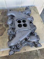 351C Cleveland 4V XW/XY GT/GTHO Cast Iron Intake Manifold