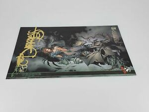 Witchblade #10 Gold Image Comics 1st Appearance Darkness Alternate Cover