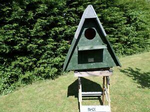 Hand Made Apex Design Barn Owl Nesting/Roosting Box