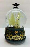 Disney Parks The Haunted Mansion Hitchhiking Ghost Glow in The Dark Snow Globe