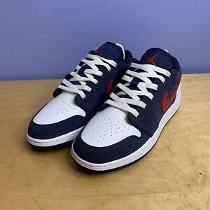 Nike Air Jordan 1 Low SE USA GS Size 6Y / Women's 7.5 CV9844-400