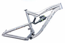 "2016 Foes F275 Mountain Bike Frame Medium 27.5"" Aluminum DVO Topaz"