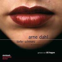 Tiefer Schmerz. Kriminalroman. 7 CDs von Dahl, Arne | Buch | Zustand gut