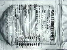 VANADIUM SULFATE , 10 grams powder -  PURE - VANADYL SYLFATE VANADIUM(iv)SULFATE