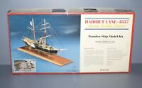 Harriet Lane 1857 Steam Paddle Cutter by Model Shipways Kit 2010 Never Assembled