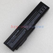 Laptop Batterie Pour ASUS N61VG N61VN M50S N53JQ N53S N53SM N53SN M50Vn Notebook