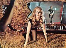 Barbarella horror sci-fi movie memorabilia poster bedroom inspiration