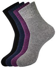 ABS Anti Rutsch Socken Noppensocken Stoppersocken mit Wolle für Damen & Herren