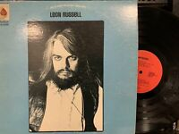 Leon Russell ‎– Leon Russell LP 1977 Shelter Records ‎– SHE 1001 VG