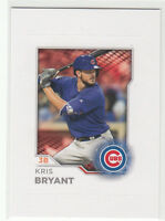 2017 Topps Opening Day MLB Sticker Collection Stars #194 Kris Bryant Cubs
