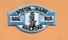"""OFFICIAL WILLABEE & WARD BOSTON & MAINE RAILROAD 3 7/8"""""""